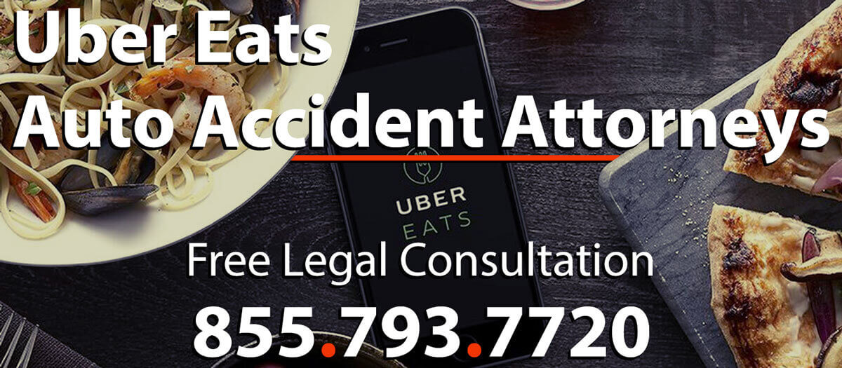 Can I Sue Uber Eats for an Accident? Uber Eats Injury Lawyer