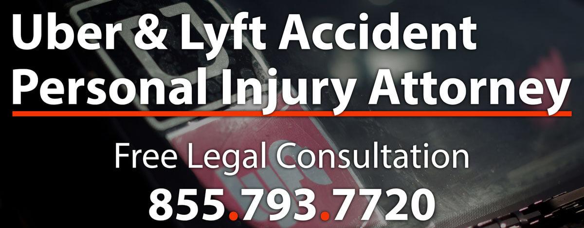 Uber & Lyft Personal Injury Attorney