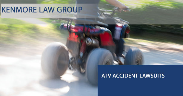 Off Road Accident Attorneys - ATV Accident lawsuits